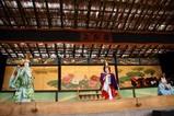 西塩子の回り舞台08-11-09(3)子宝三番叟