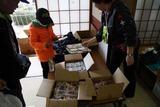 浪江3・11復興の集い12-03-11(7)支援物資