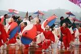 常陸国YOSAKOI祭り10-5-23(13)常陸国大子連