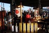 大甕神社例大祭10-7-19(8)浜降りの神事