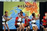 ひたち秋祭り郷土芸能大祭09-10-11(7)桐生八木節