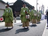 祭金砂大祭礼03-03-24馬場田楽