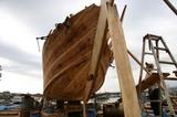 大津御船祭新造船061022