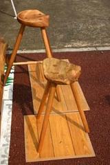 笠間道の市(8)木工房Puu