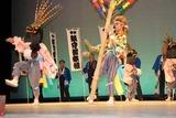 二本松伝統芸能祭12-02-26(5)三匹獅子舞熊野神社三匹獅子