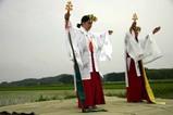 大方鹿島神社御田植え祭09-05-24