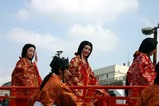 水海道千姫まつり09-04-12(8)千姫行列出立式