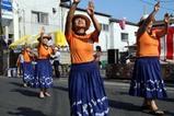 大洗八朔祭り09-08-29(5)フラダンスパレード