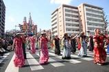 日立さくらまつり09-04-05(5)タヒチアンダンス