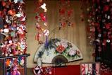 ひ雛のつるし飾りまつりin那珂市09-2-28(2)つるし飾り