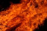 と鳥追い小屋(15)茅根町燃える