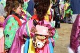鹿島神宮棒揃え回り祭頭(17)デコレーションW