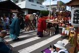 大甕神社例大祭10-7-19(6)行戸辻祈祷