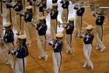 檜沢小学校閉校式ブルーホークス