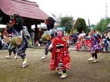 河井獅子舞
