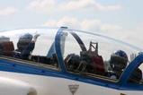 百里基地航空祭ブルーインパルス発進