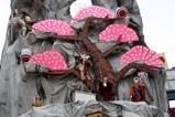 日立さくら祭り(6)北町風流物裏山