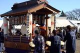 小栗判官祭08-12-07(4)藤野おはやし会