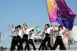 く久自楽舞祭り09-08-15(11)Lupinus