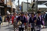 ま祭みなと八朔まつり08-07-31(7)稚児・手古舞行列(2)