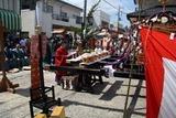 大甕神社例大祭(2)新宿町辻祈祷