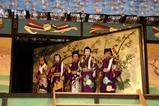 西塩子の回り舞台08-11-09(4)白波5人男