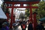 大前神社お宝骨董市10-03-14