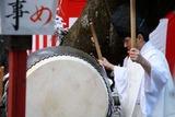 水戸八幡宮湯清め神事11-01-04