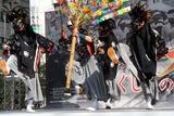 ふくしまの春12-01-29(5)比曾の三匹獅子舞(飯舘村)