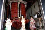 水海道千姫まつり09-04-12(1)薬師祈願