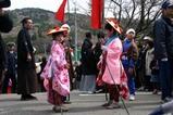 西金砂神社小祭礼09-3-20(5)町田火消行列