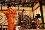 西塩子の回り舞台08-11-09(6)秩父歌舞伎神霊矢口の渡し