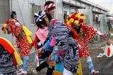 浪江安波祭り12-02-19(3)宮代第一仮設住宅