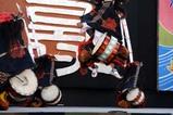 ひたち秋祭り郷土芸能大祭09-10-11(8)奥州金津流鹿踊大群舞
