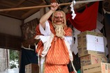 大前神社大御神楽10-3-28(3)猿田彦の舞