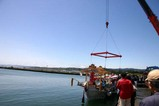 お船祭海上渡御09-04-26(3)海上へ