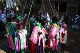 鹿島神宮棒揃え回り祭頭(5)近津神社