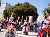 ひたち伝統芸能2002岩手県中野七頭舞