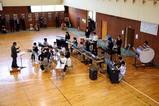 檜沢小学校閉校式10-3-22(5)アトラクション