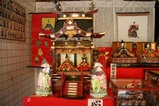 真壁のひな祭り07-02-22A1桜井精肉店