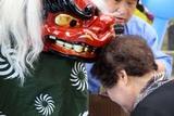 徳蔵大師祭獅子舞