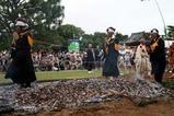 潮音寺薬師堂落慶09-06-06(14)火渡り