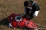 日立市民凧あげ大会09-01-10(5)八ツ凧種類