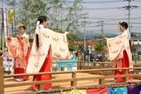 笠間稲荷神社御田植祭09-05-10(11)稲荷舞