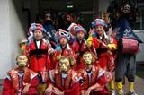 東金砂神社記念祭ささら巫女舞