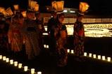 潮音寺万灯会09-08-12万灯会(2)万灯踊り