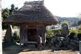 しなやかな竹の空間茅葺きアートサイト八郷
