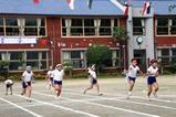 西金小学校04-09-18運動会