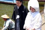 水郷潮来あやめまつり(1)嫁入り舟