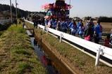 西金砂神社小祭礼09-3-21(2)芦間の山車